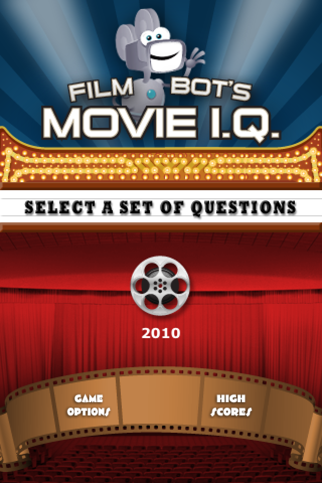 Screenshot Film Bot's Movie I.Q. – 2010